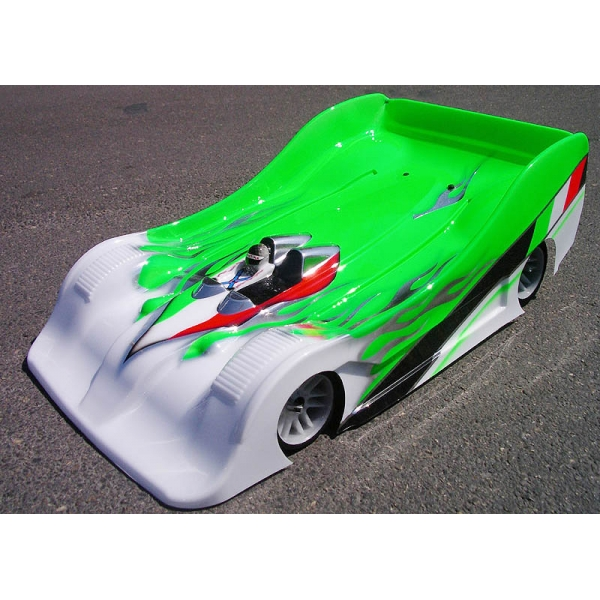 ZYTEC 1/8TH BODY SHELL EFRA 31501