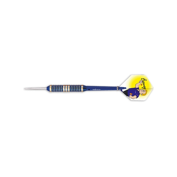R.BARNEVELD BRASS DARTS - BLUE 25G