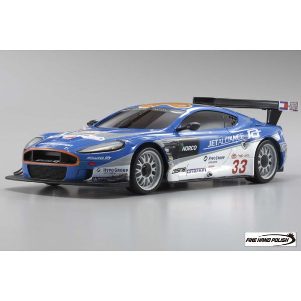 Jet Alliance Racing ASTON MARTIN DBR9